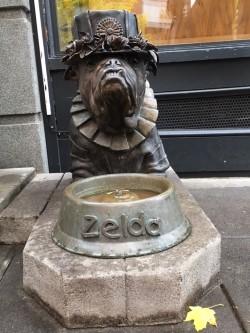 Zelda brass dog .jpg