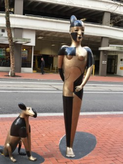 mod person and dog statue .jpg