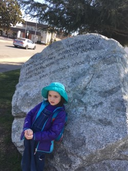 Liza and boulder.jpg