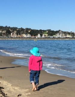 Liza and the bay.jpg