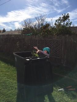 liza with yard waste.jpg.jpg