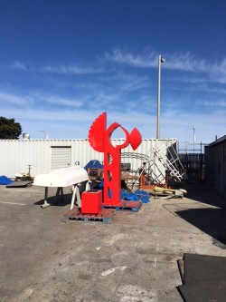 red sculpture at boatyard.jpg