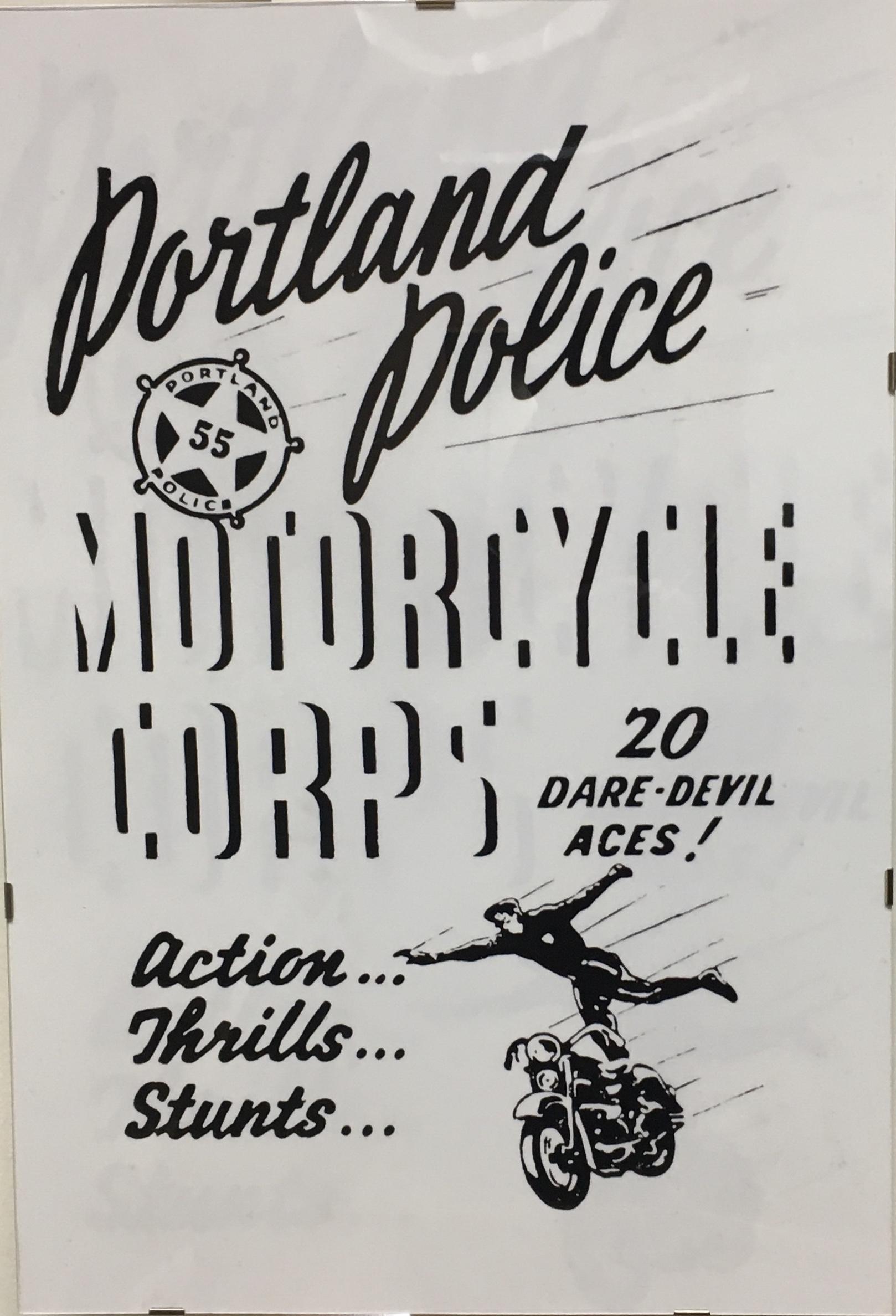 More Portland Police History